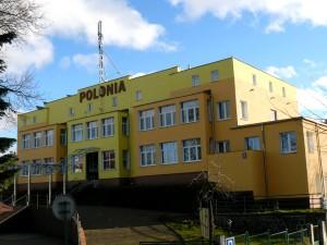DW Polonia w Międzyzdrojach