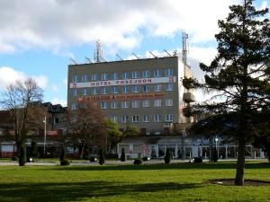 Hotel Posejdon w Międzyzdrojach